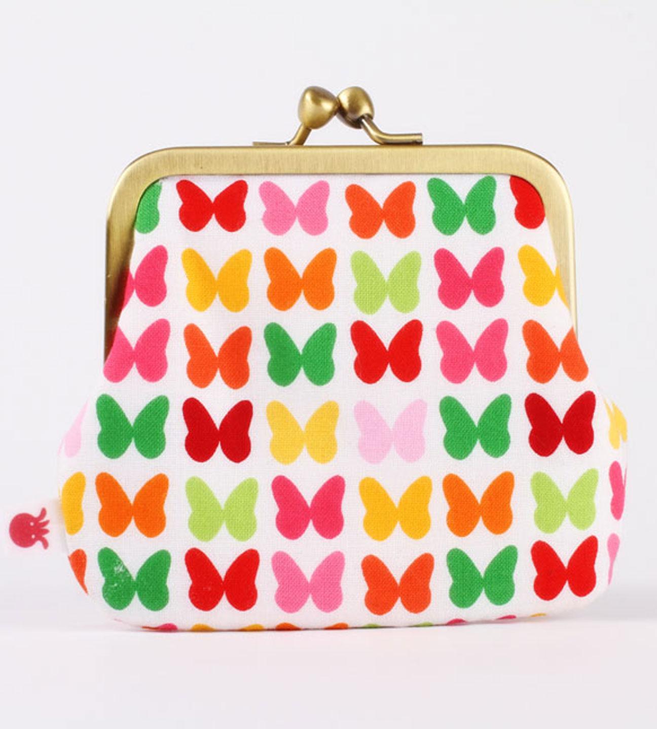 Peněženka - Motýlci